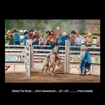 Behind the Chute