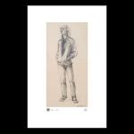 Girl in Jacket_Print